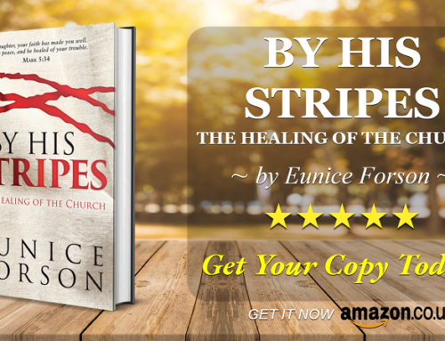AUTHOR EUNICE FORSON BY HIS STRIPES